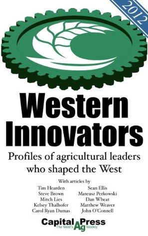 Western Innovators 2012 Tim Hearden