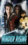 Minder Rising (Central Galactic Concordance Book 2)