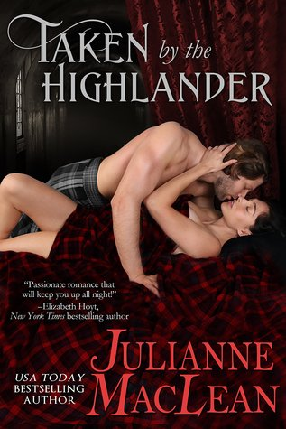 Taken by the Highlander (Highlander, #5)
