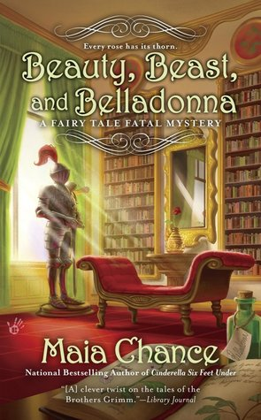 Beauty, Beast, and Belladonna (Fairy Tale Fatal Mystery, #3)