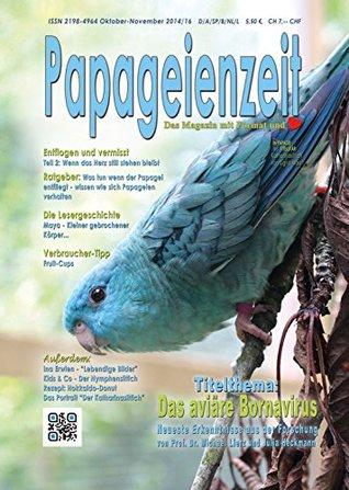 Papageienzeit Nr. 16: Papageienmagazin  by  Claudia Schlüter