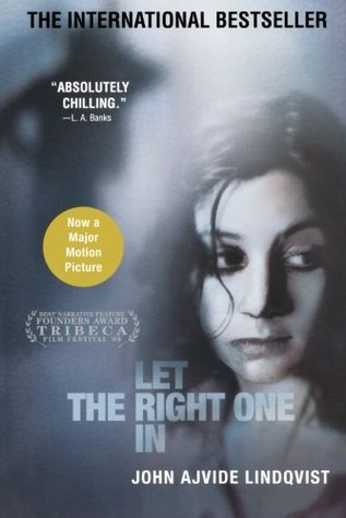 'Let The Right One In' cover