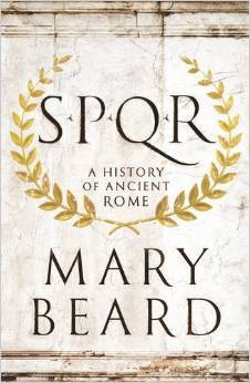 History author Mary Beard