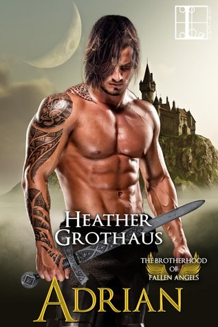 Adrian (The Brotherhood of Fallen Angels, #2)