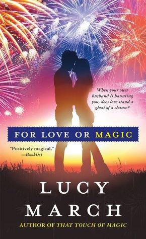 For Love or Magic (Nodaway Falls, #3)