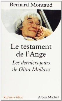 Le testament de lAnge  by  Bernard Montaud