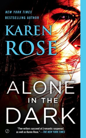 Alone In the Dark (Faith Corcoran, #2)