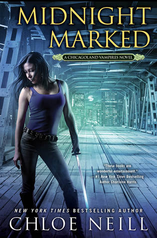 Book Review: Midnight Marked by Chloe Neill