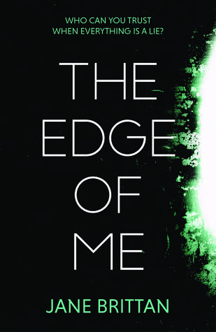 The edge of me by Jane Brittan book review.