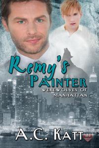 Book Review: Remy's Painter by A.C. Katt