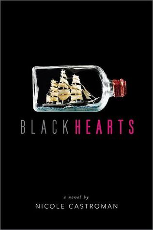 Blackhearts by Nicole Castroman  book cover