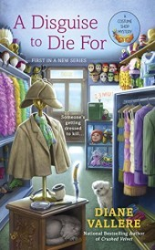 A Disguise to Die For (Costume Shop Mystery #1)