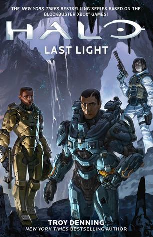 Halo: Last Light Troy Denning