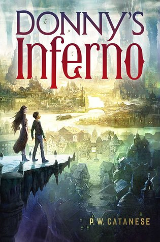 Donny's Inferno (Donny's Inferno #1)