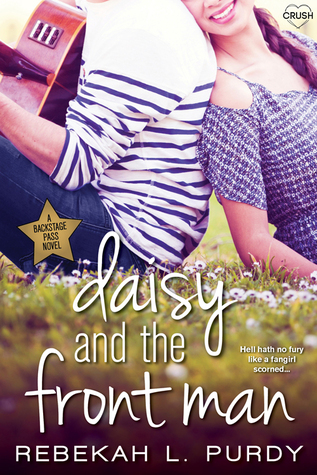 {Review} Daisy and the Front Man by Rebekah L. Purdy