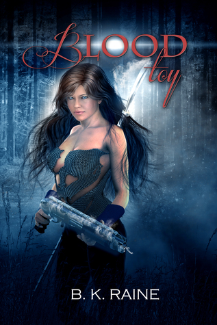 Blood Toy by B.K. Raine