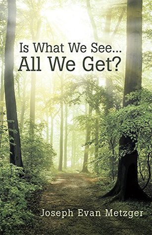 Is What We See... All We Get?  by  Joseph Evan Metzger