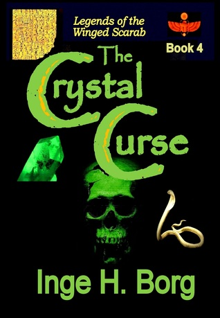 The Crystal Curse by Inge H. Borg