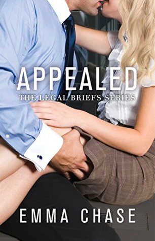 ARC Review: Appealed (The Legal Briefs #3)