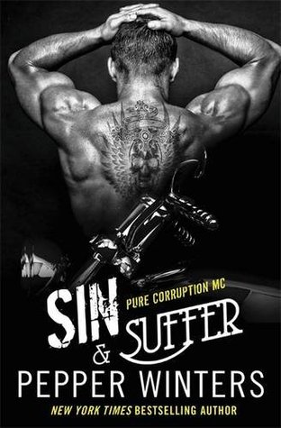 Sin & Suffer by Pepper Winters #BookReview