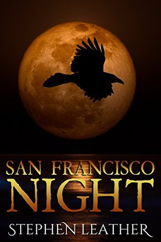 San Francisco Night (Jack Nightingale #6)  - Stephen Leather