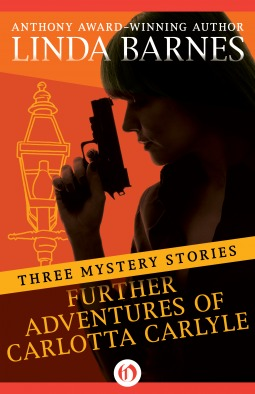 cover The Further Adventures of Carlotta Carlyle