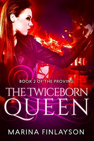 Urban fantasy review: 'Twiceborn Queen' by Marina Finlayson