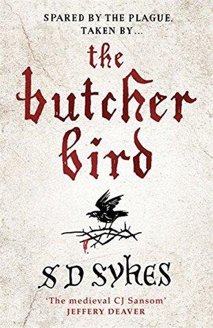 The Butcher Bird (Somershill Manor Mystery, #2)