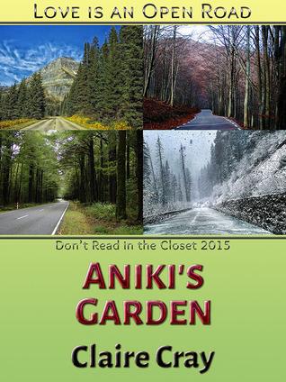 Book Cover Aniki's Garden by Claire Cray