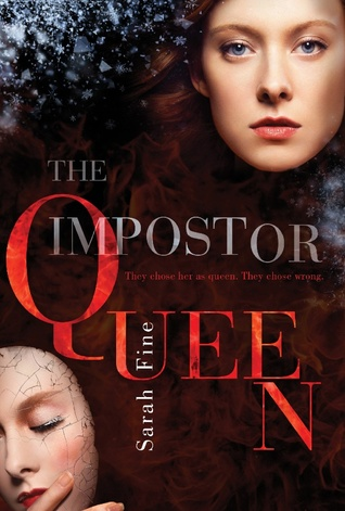The Impostor Queen (Untitled, #1)