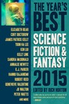 The Year's Best Science Fiction & Fantasy: 2015