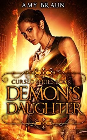 Demon's Daughter (Cursed #1)