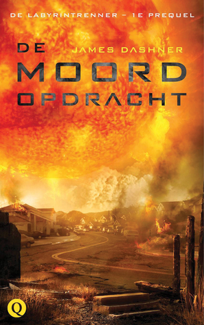 De moordopdracht (The Maze Runner 0.5) – James Dashner
