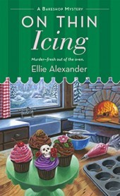 On Thin Icing by Ellie Alexander