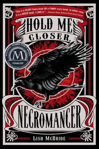 Hold Me Closer, Necromancer by Lish McBride book cover