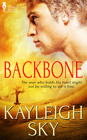 Book Review: Backbone by Kayleigh Sky
