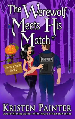 The Werewolf Meets His Match by Kristen Painter