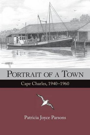 book cover: Portrait of a Town by Pat Parsons