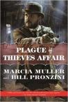 The Plague of Thieves Affair (Carpenter and Quincannon, #4)