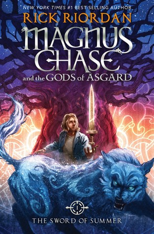 the sword of summer by rick riordan