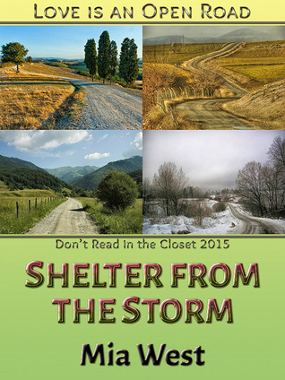 Book Cover Selter from the Storm