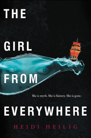 {Review} The Girl From Everywhere by Heidi Heilig