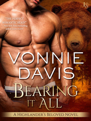 Bearing It All (Highlander's Beloved, #3)