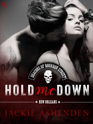 Hold Me Down Cover