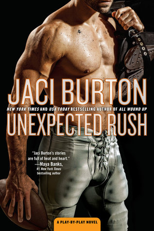 Book Review: Jaci Burton's Unexpected Rush