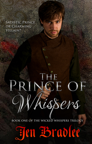 The Prince of Whispers by Jen Bradlee