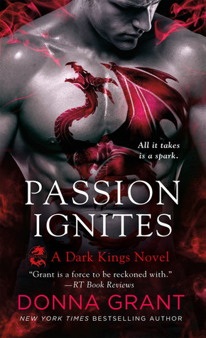 Passion Ignites (Dark Kings, #7)