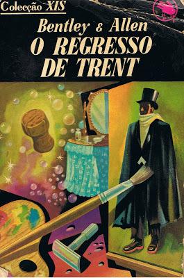 O Regresso de Trent  by  E.C. Bentley