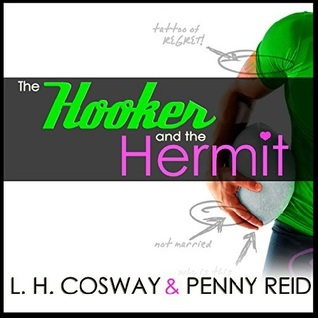 The Hooker and the Hermit (Rugby #1) - L.H. Cosway, Penny Reid
