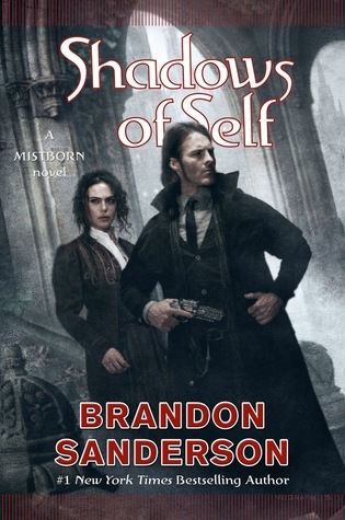 Book Review: Shadows of Self by Brandon Sanderson